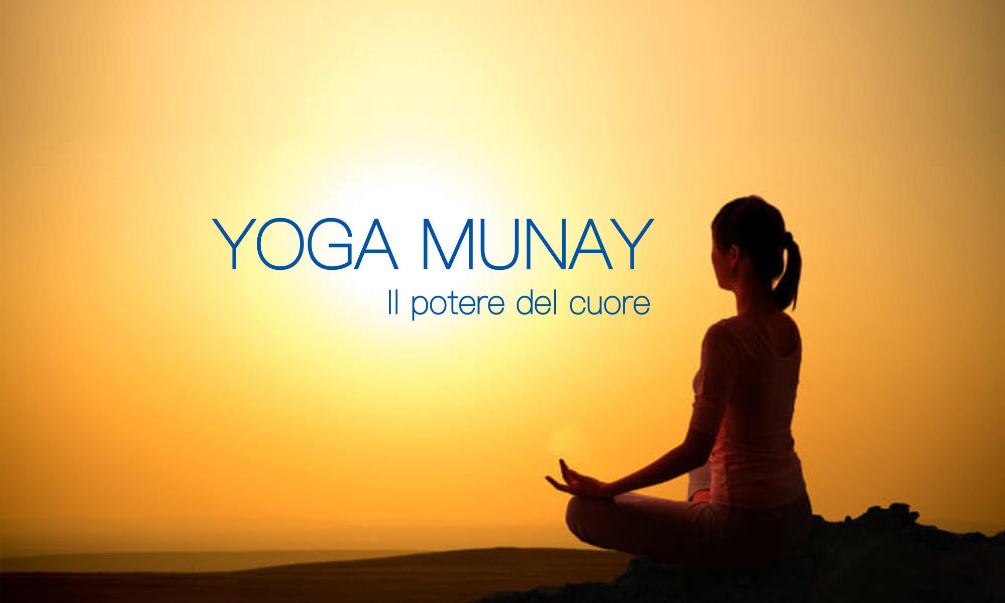 Yoga Munay